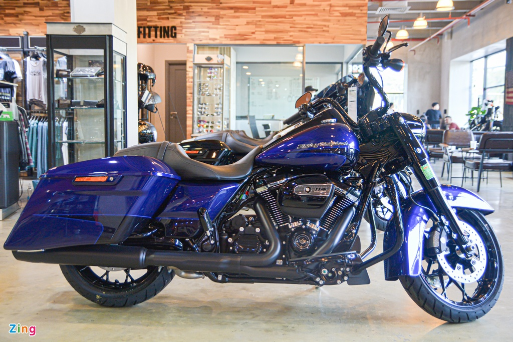 Chi tiet Harley-Davidson Road King Special - xe touring gia hon 1 ty anh 14