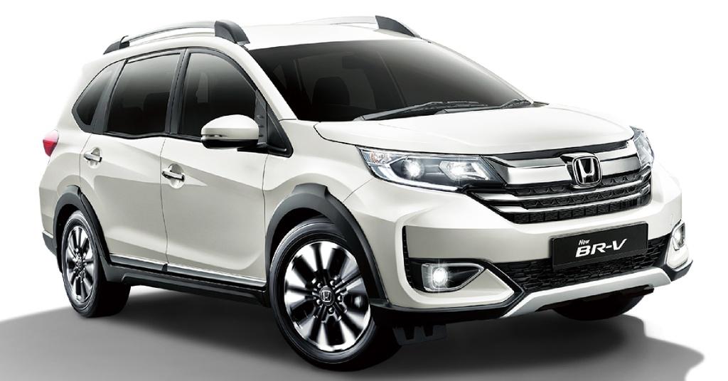 Honda BR-V 2020 ra mat - 2 phien ban,  gia tu 22.637 USD anh 2