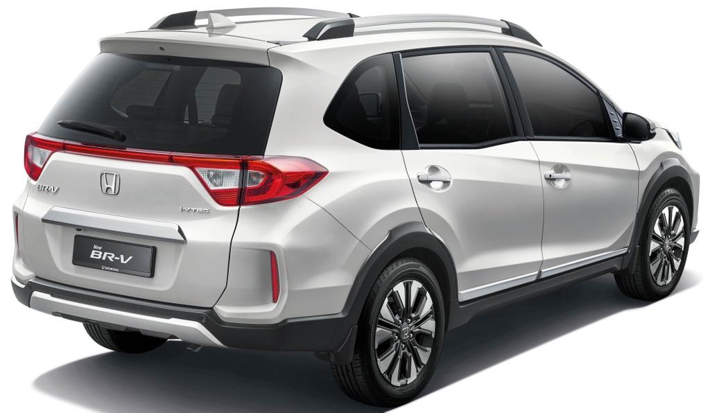 Honda BR-V 2020 ra mat - 2 phien ban,  gia tu 22.637 USD anh 7