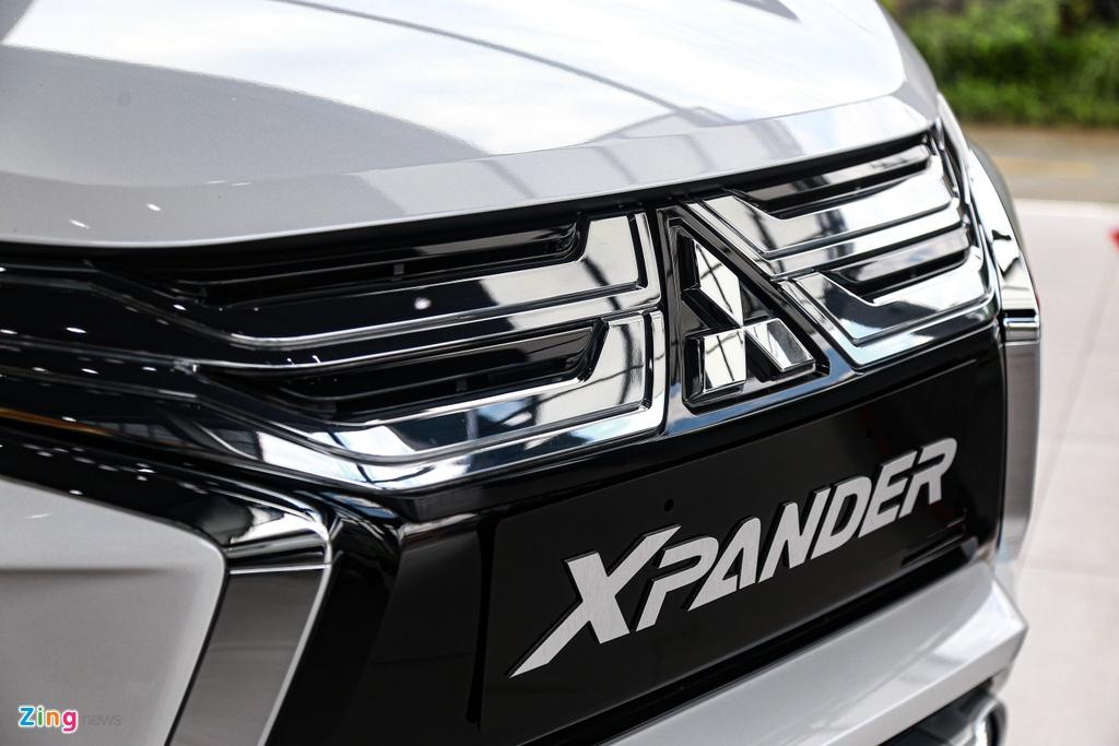 Nhung diem thay doi tren Mitsubishi Xpander 2020 so voi the he cu anh 2