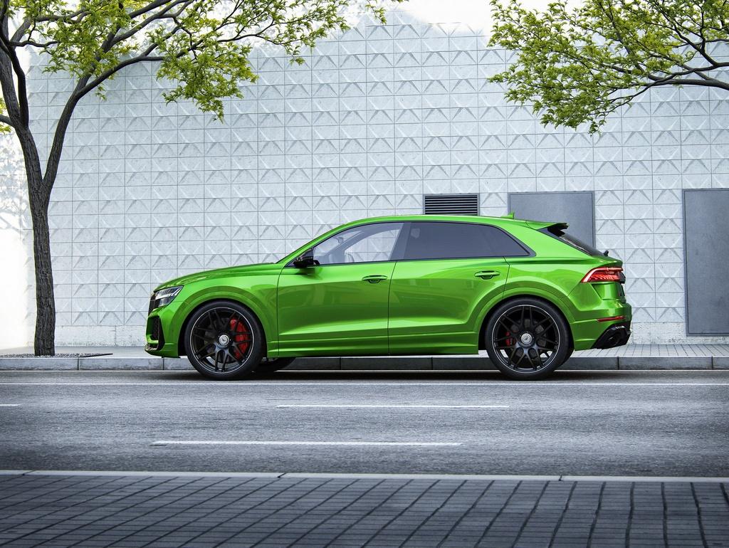 Audi RS Q8 voi goi do manh ngang ngua Bugatti Veyron cua nguoi Duc anh 2