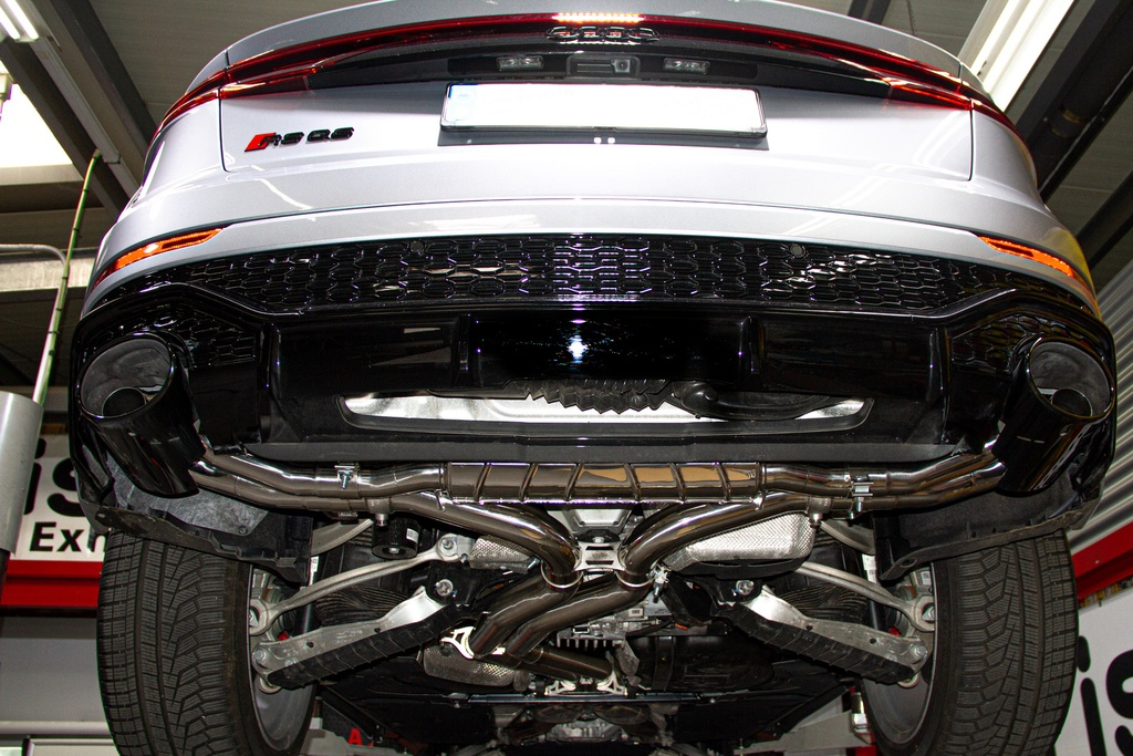 Audi RS Q8 voi goi do manh ngang ngua Bugatti Veyron cua nguoi Duc anh 4