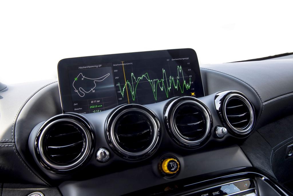 Ra mat Mercedes-AMG GT R Pro 2021 tai Australia,  gioi han 15 chiec anh 10