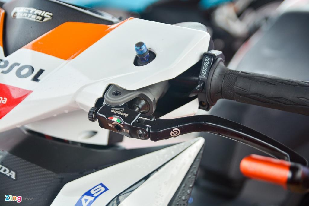Honda Winner voi ban do cuc chat cua biker Viet anh 5