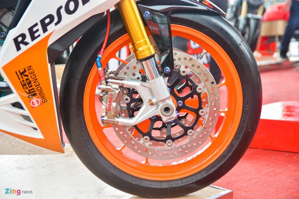 Honda Winner voi ban do cuc chat cua biker Viet anh 3