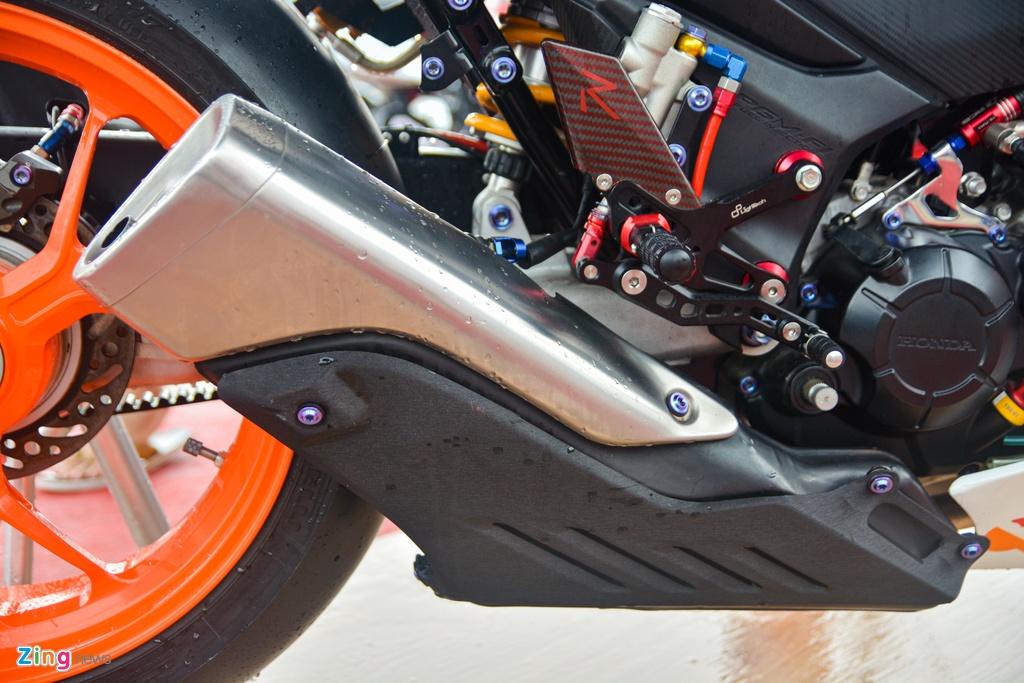 Honda Winner voi ban do cuc chat cua biker Viet anh 15