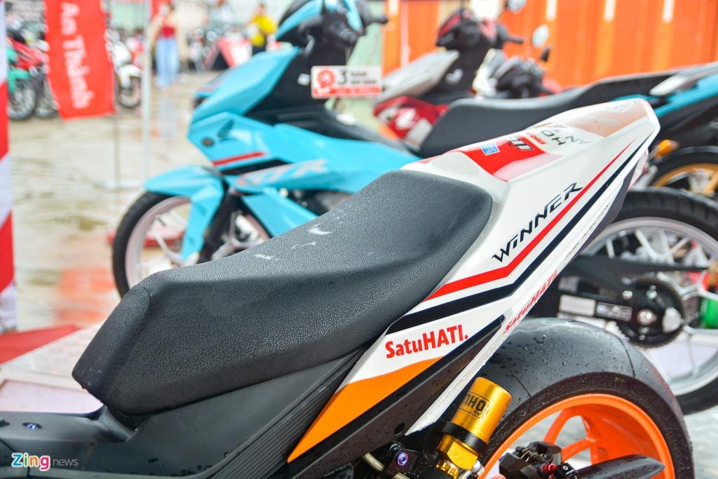 Honda Winner voi ban do cuc chat cua biker Viet anh 11