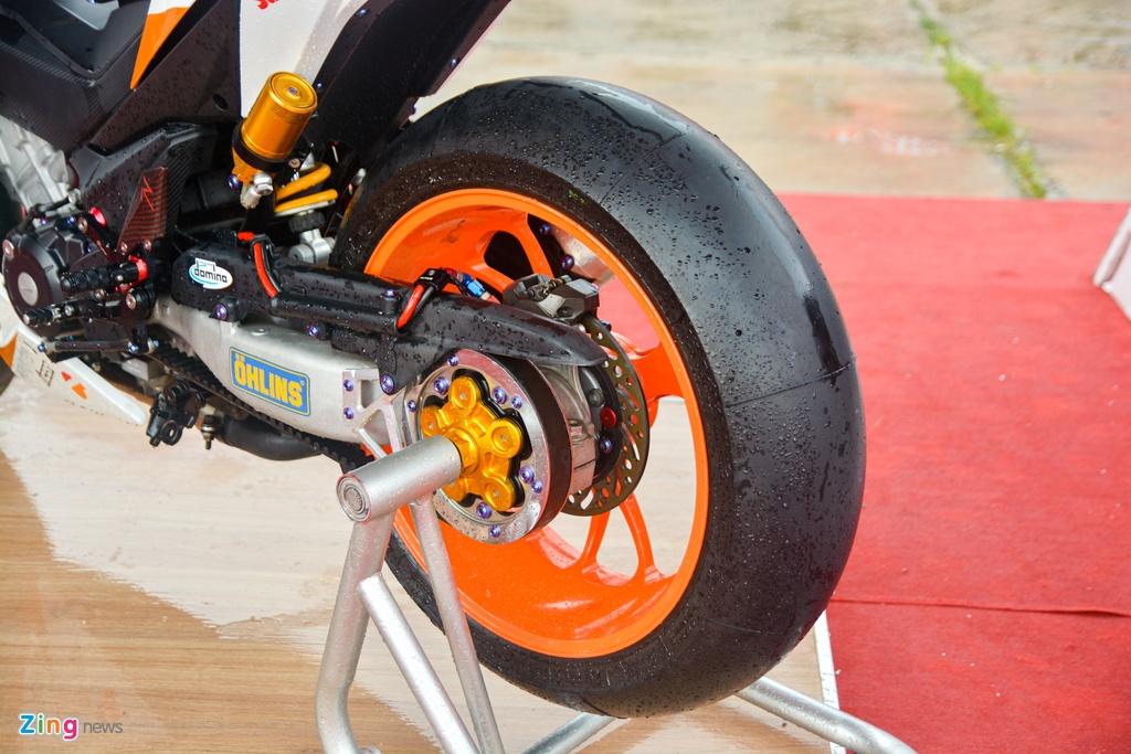 Honda Winner voi ban do cuc chat cua biker Viet anh 12