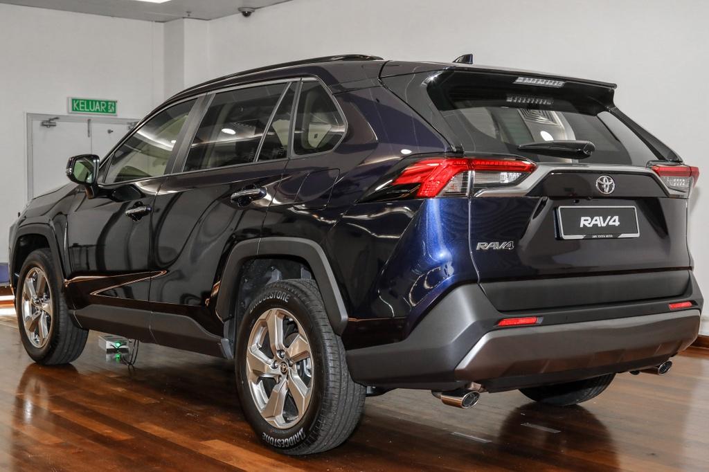 Toyota RAV4 2020 cap ben DNA - 2 phien ban,  gia tu 45.959 USD anh 12