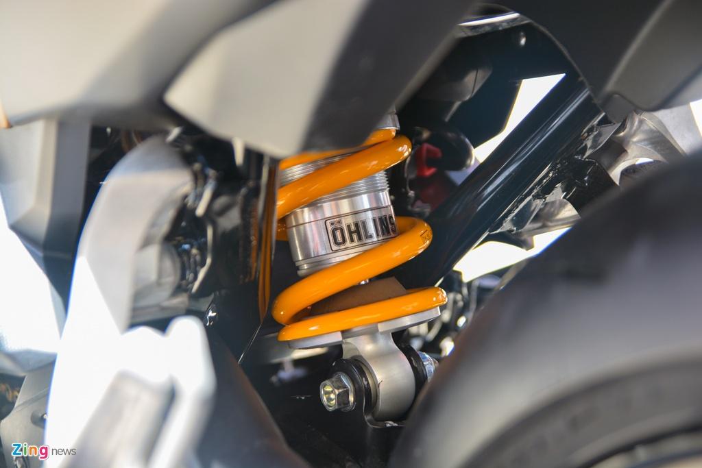 Can canh Honda Winner X voi dan chan Honda CB150R Neo Sport Cafe anh 11