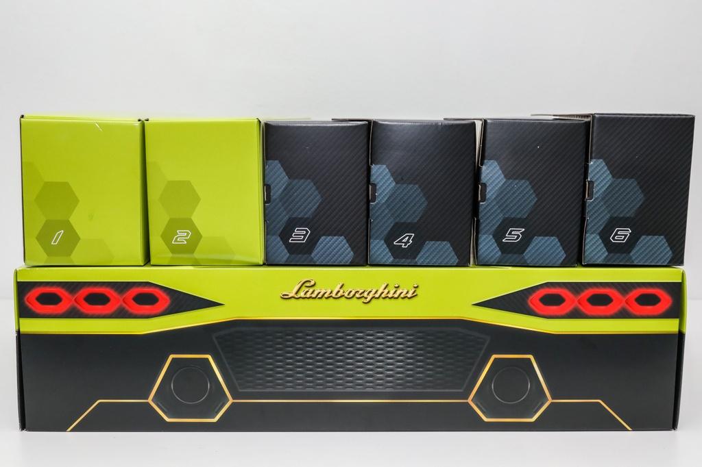 Dap hop Lamborghini Sian phien ban lego tri gia 374 USD anh 3