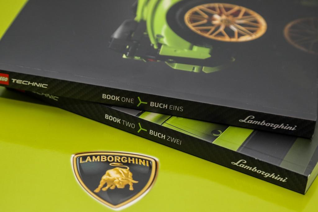 Dap hop Lamborghini Sian phien ban lego tri gia 374 USD anh 5