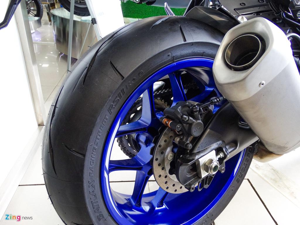 Yamaha YZF-R1 2020 tai VN - doi thu Kawasaki ZX-10R,  gia 729 trieu anh 9