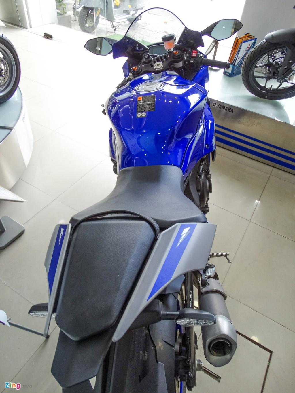 Yamaha YZF-R1 2020 tai VN - doi thu Kawasaki ZX-10R,  gia 729 trieu anh 8