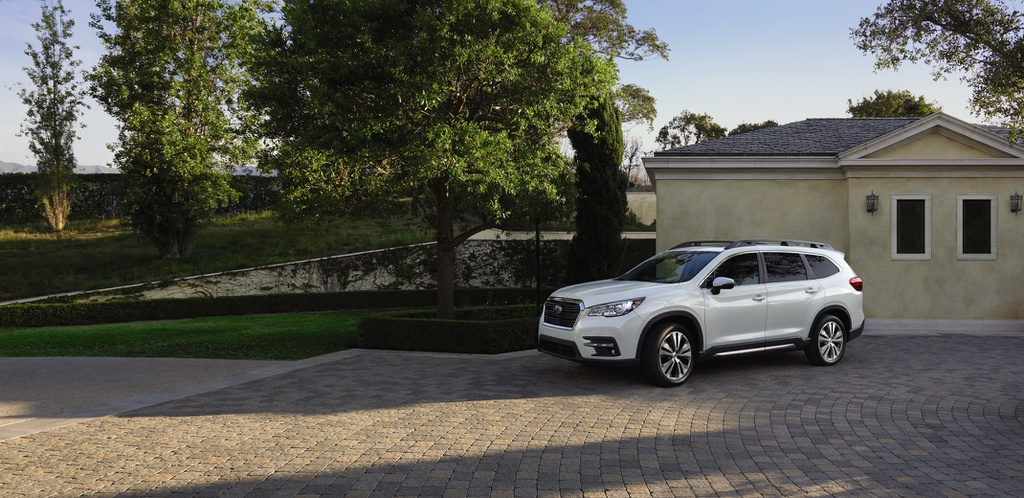 Ra mat Subaru Ascent the he moi anh 2