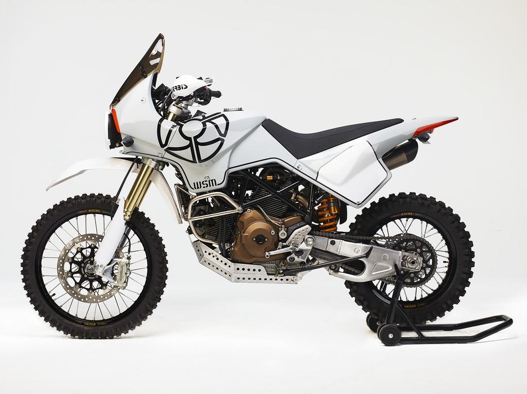 Chi tiet Ducati Scrambler 'lot xac' thanh xe aventure co dien anh 2