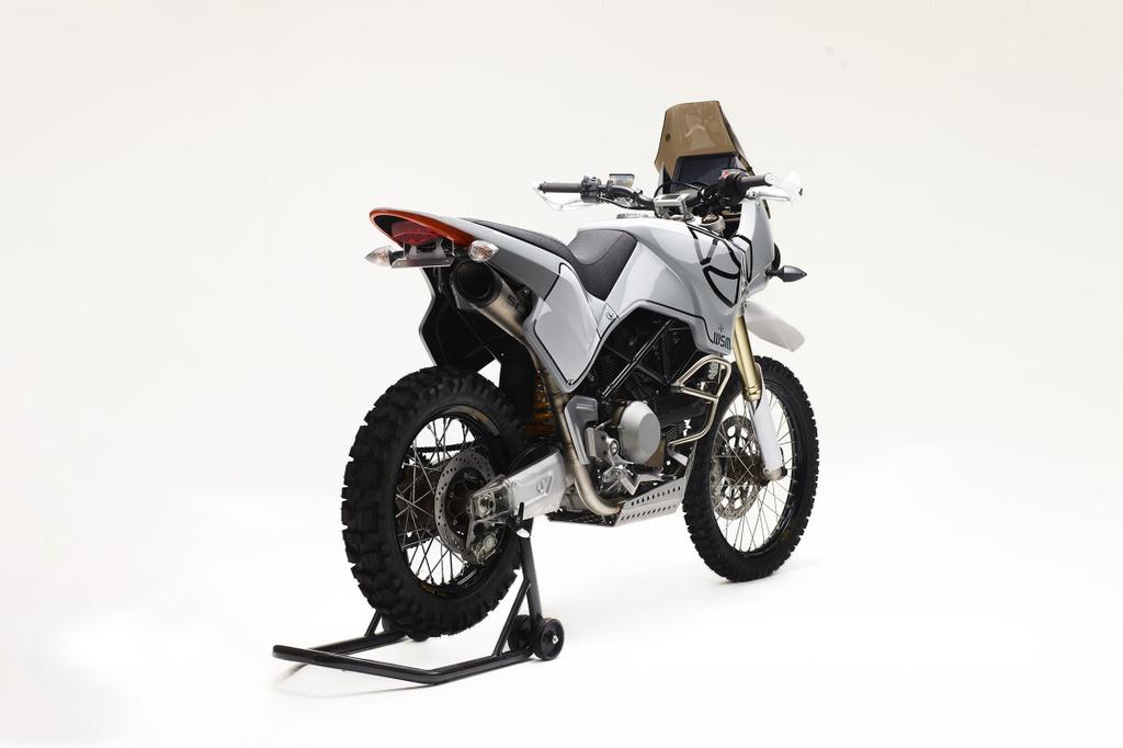 Chi tiet Ducati Scrambler 'lot xac' thanh xe aventure co dien anh 6
