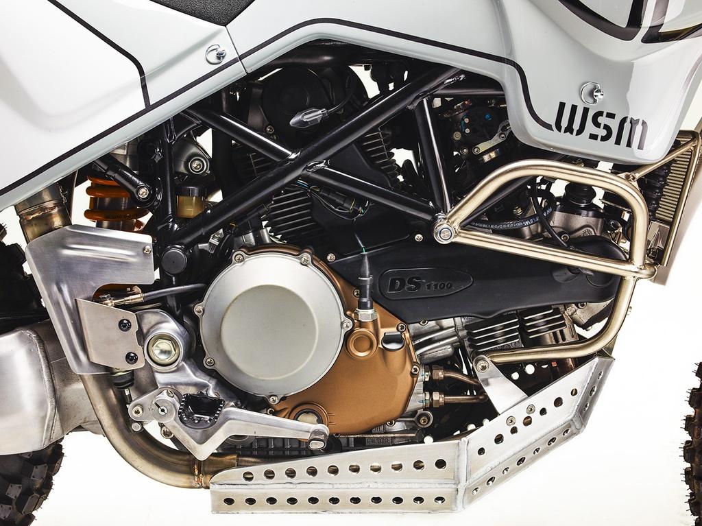 Chi tiet Ducati Scrambler 'lot xac' thanh xe aventure co dien anh 4