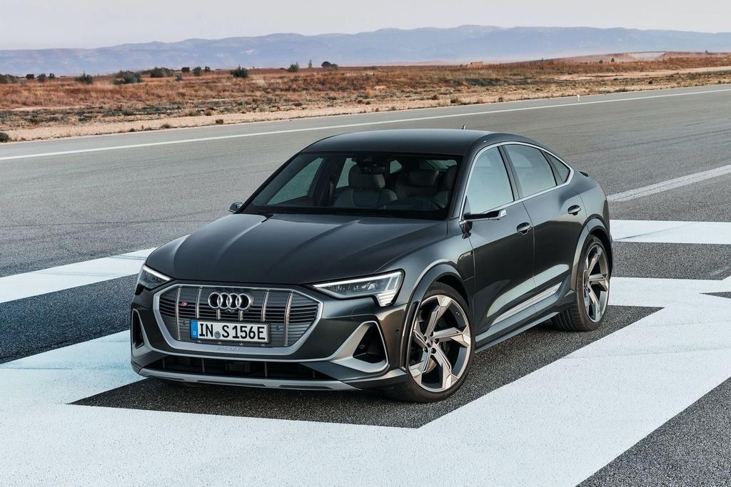 Ra mat Audi e-tron phien ban nang cap suc manh anh 3