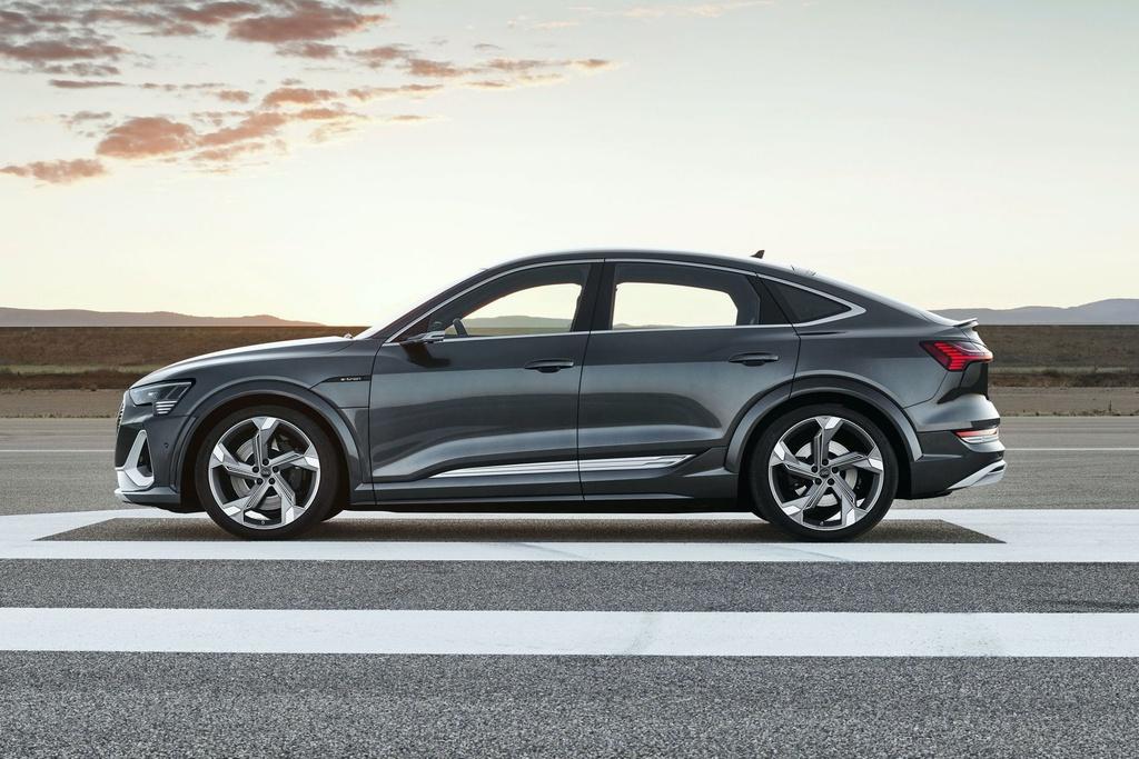 Ra mat Audi e-tron phien ban nang cap suc manh anh 5