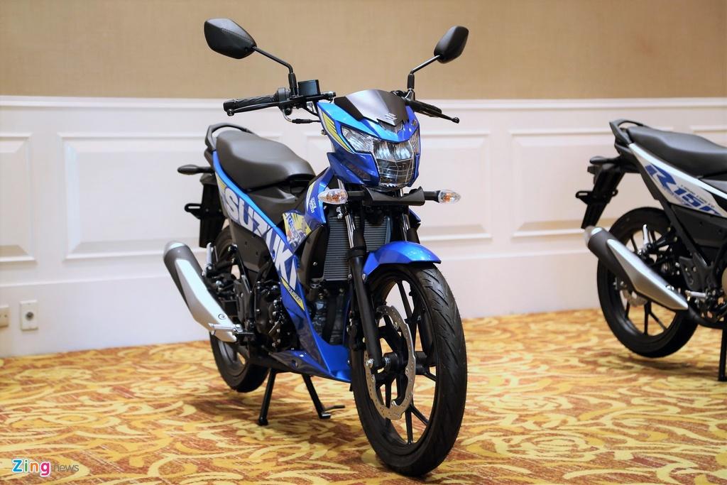 Honda Winner X la xe con tay 150 cc yeu nhat Viet Nam? anh 7
