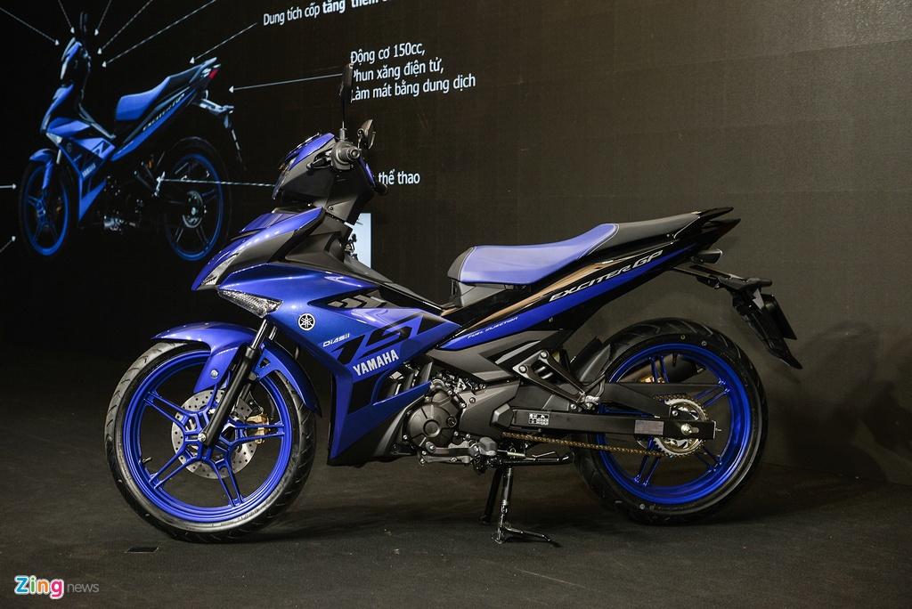 Honda Winner X la xe con tay 150 cc yeu nhat Viet Nam? anh 3
