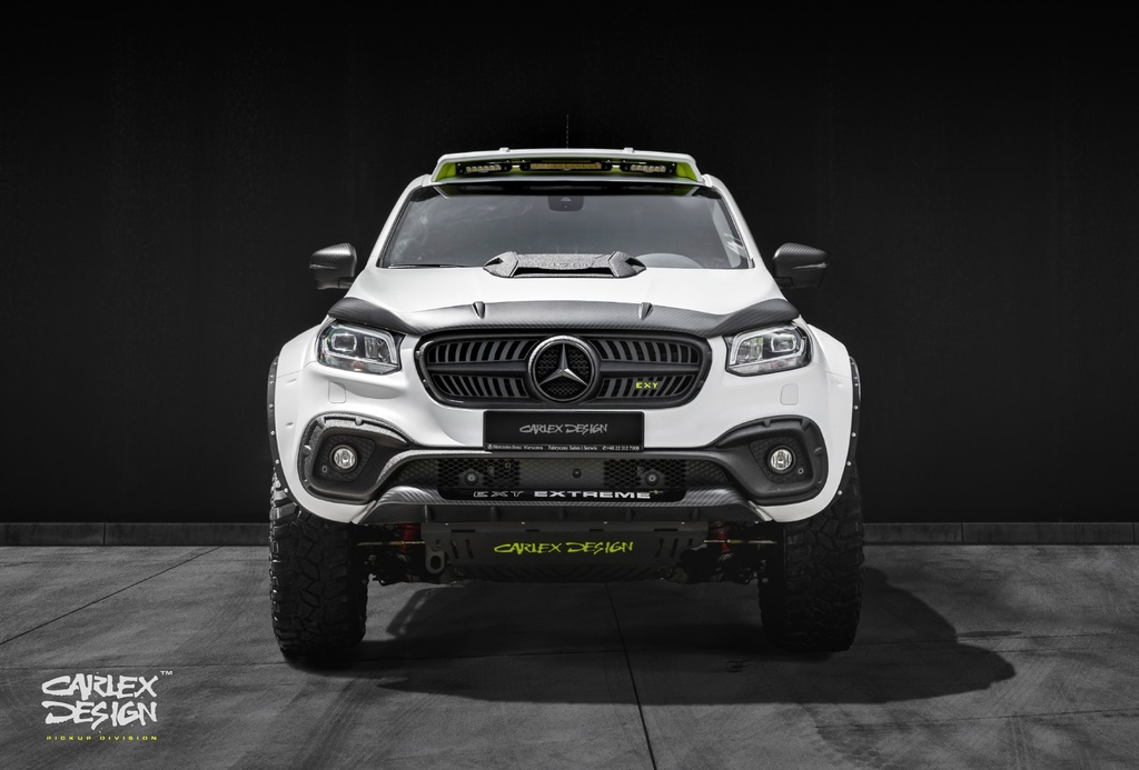 Chi tiet Mercedes-Benz X-Class voi goi do the thao off-road anh 2