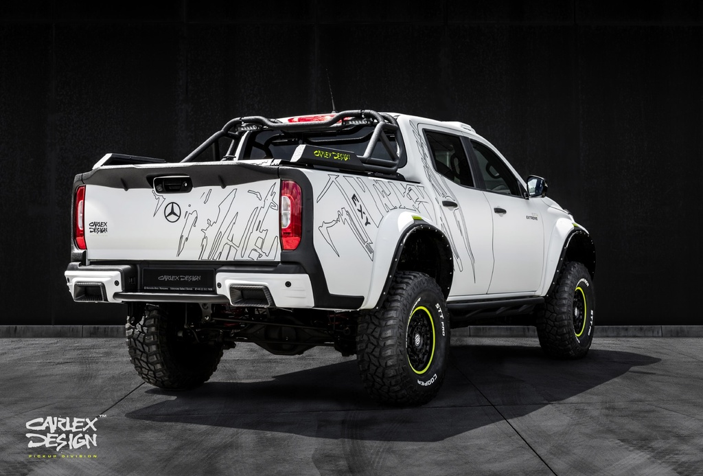 Chi tiet Mercedes-Benz X-Class voi goi do the thao off-road anh 7