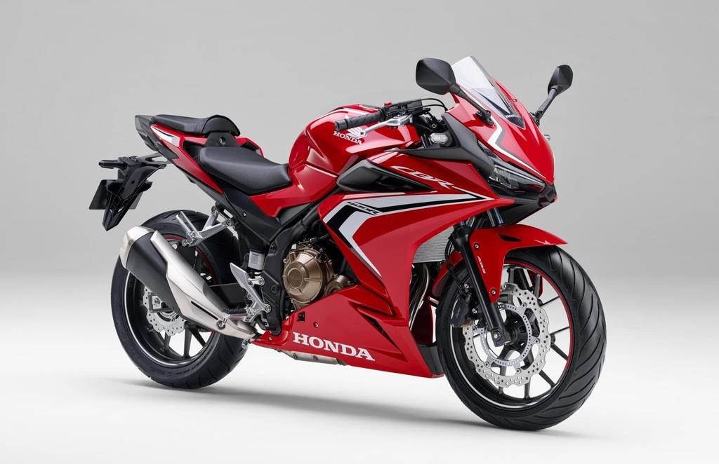 Ra mat Honda CBR400R 2020 - 3 phien ban,  gia tu 7.507 USD anh 1