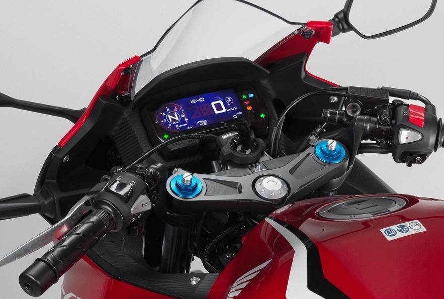 Ra mat Honda CBR400R 2020 - 3 phien ban,  gia tu 7.507 USD anh 3