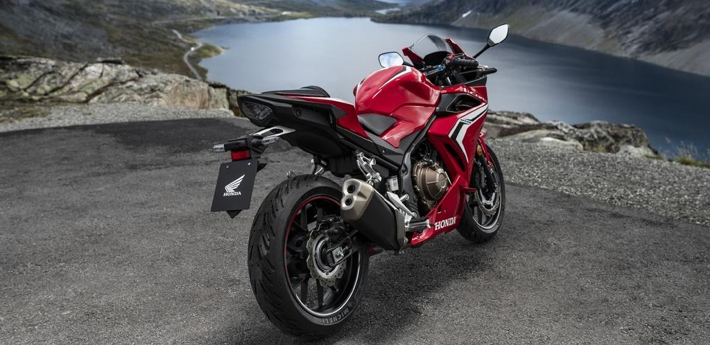 Ra mat Honda CBR400R 2020 - 3 phien ban,  gia tu 7.507 USD anh 4