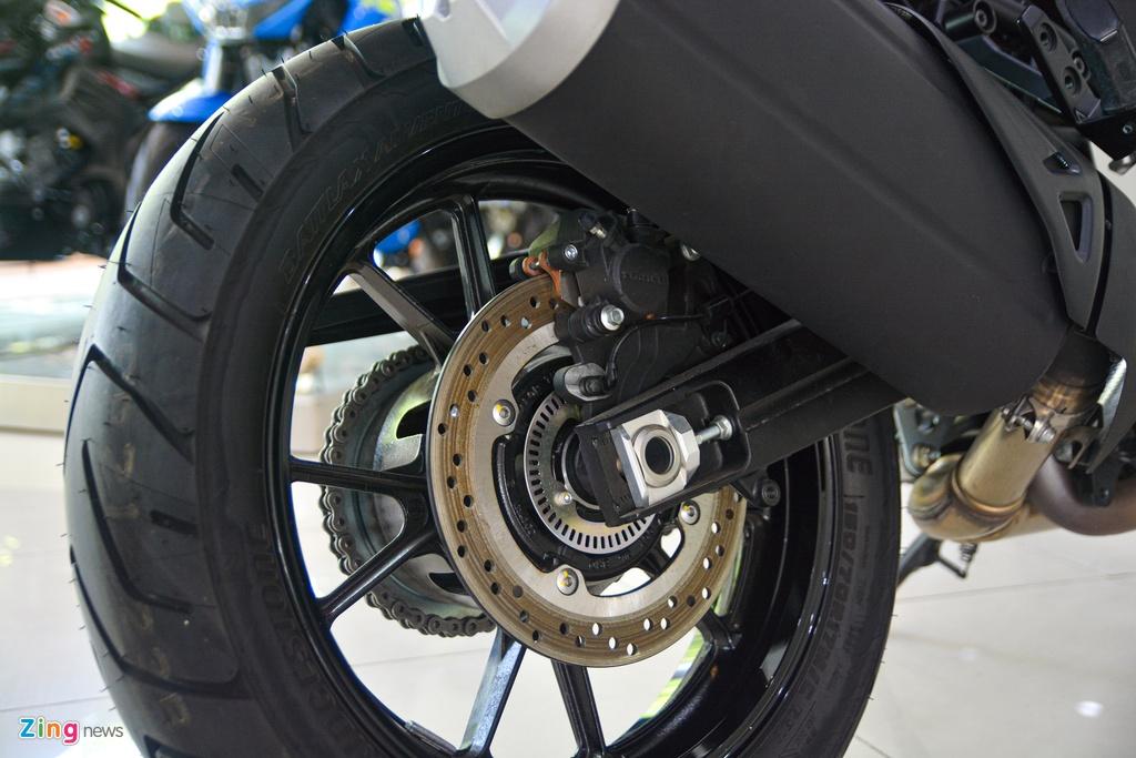 Suzuki V-Strom 1050 ve VN - moto adventure gia 419 trieu anh 15
