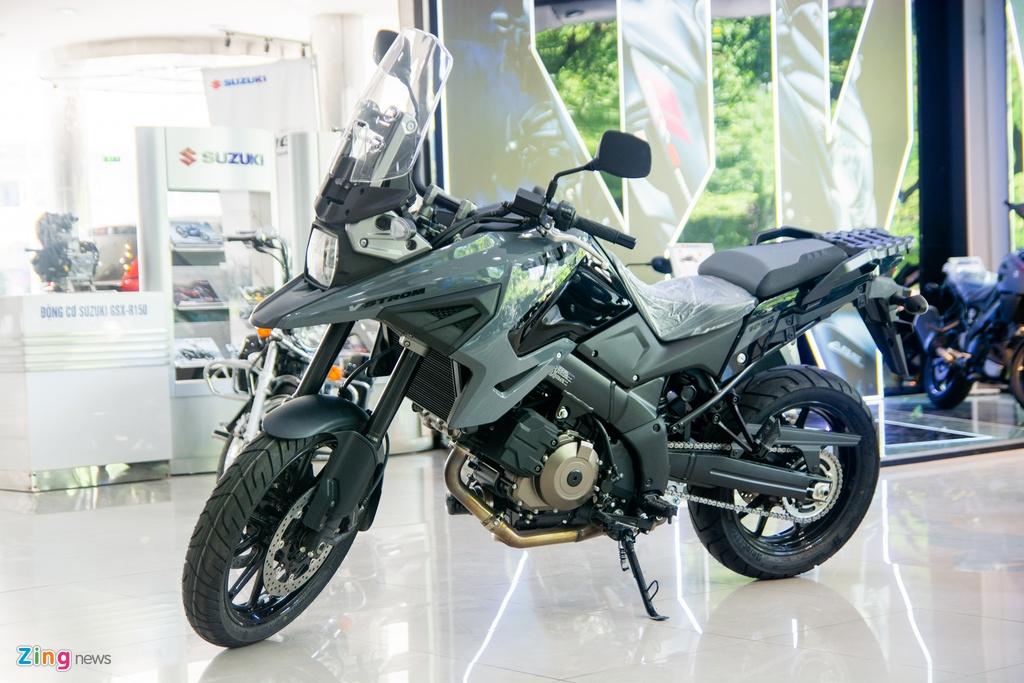 Suzuki V-Strom 1050 ve VN - moto adventure gia 419 trieu anh 18
