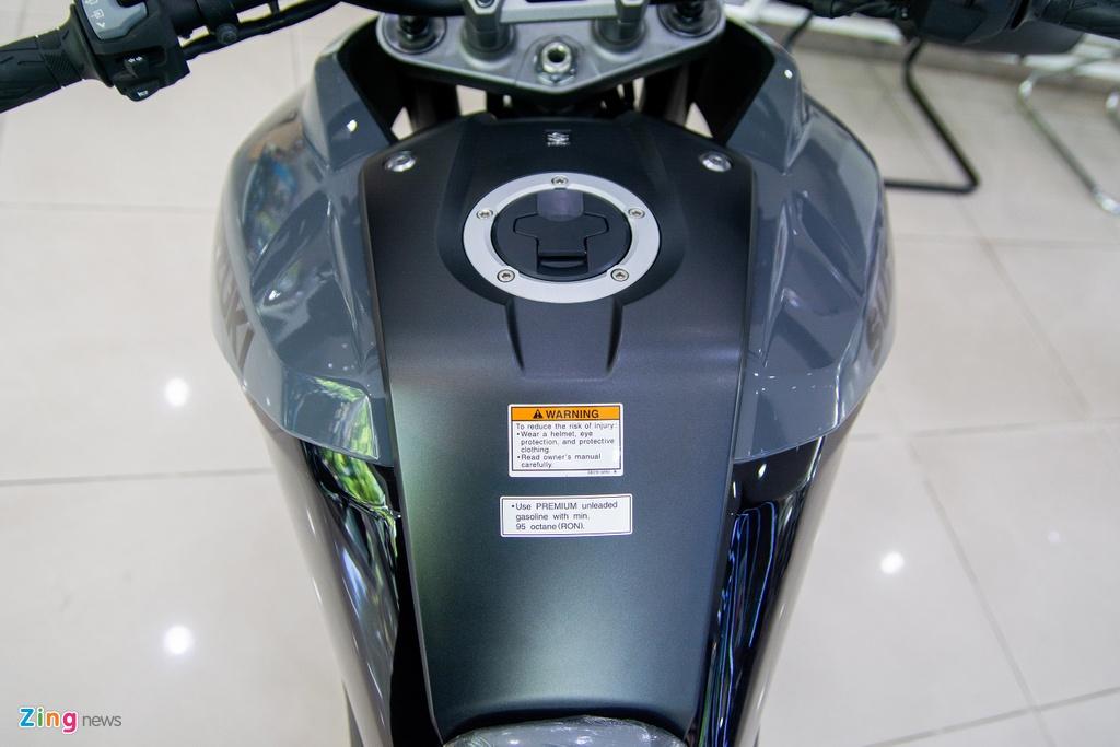 Suzuki V-Strom 1050 ve VN - moto adventure gia 419 trieu anh 12