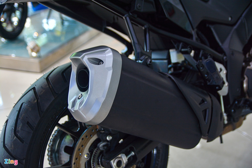 Suzuki V-Strom 1050 ve VN - moto adventure gia 419 trieu anh 17