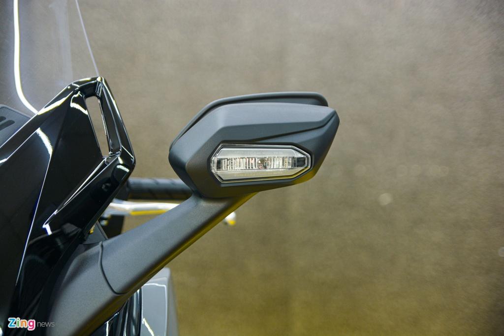 Honda Forza 300 2020 ban gioi han ve VN,  gia tu 345 trieu dong anh 4