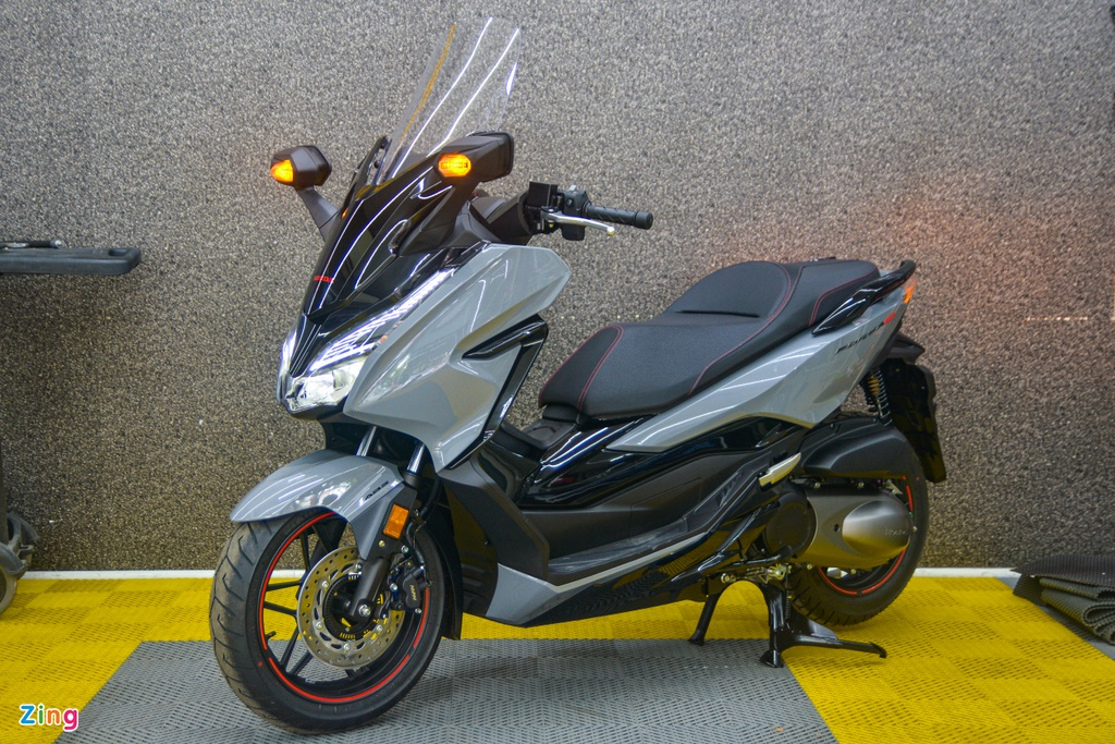 Honda Forza 300 2020 ban gioi han ve VN,  gia tu 345 trieu dong anh 2