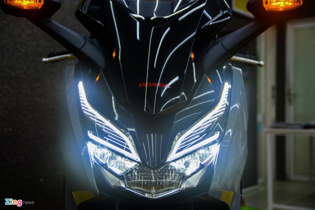 Honda Forza 300 2020 ban gioi han ve VN,  gia tu 345 trieu dong anh 3