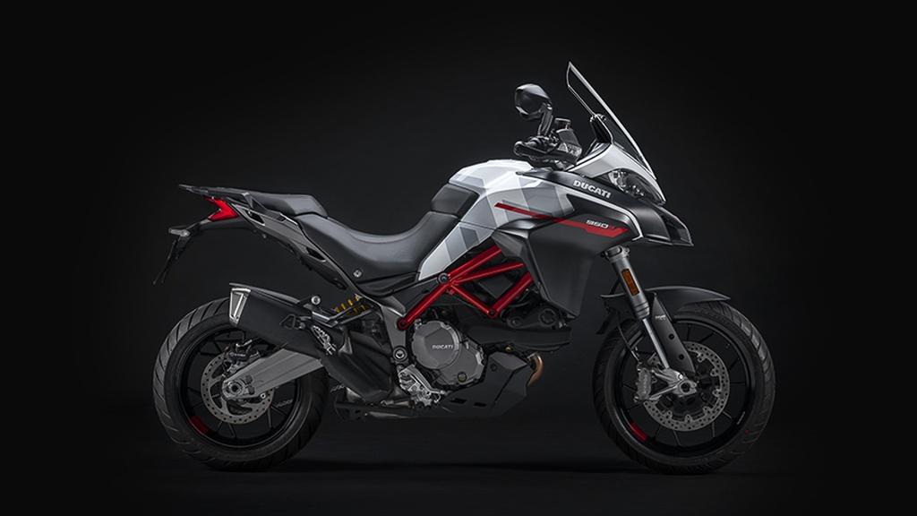 Ducati Multistrada 950 S ra mat phien ban moi lay cam hung tu MotoGP anh 1