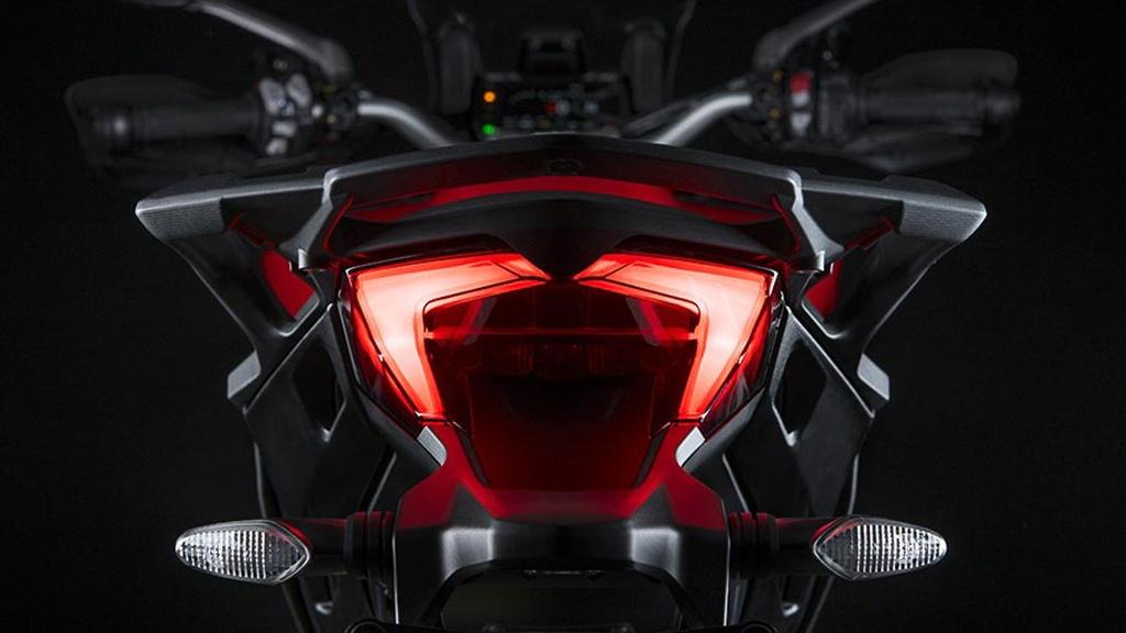 Ducati Multistrada 950 S ra mat phien ban moi lay cam hung tu MotoGP anh 6