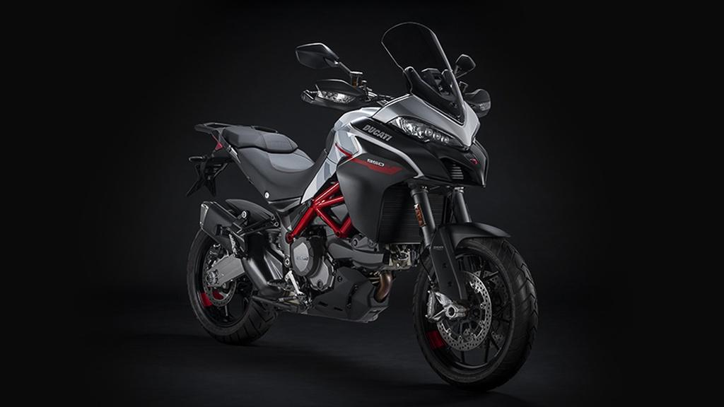 Ducati Multistrada 950 S ra mat phien ban moi lay cam hung tu MotoGP anh 2