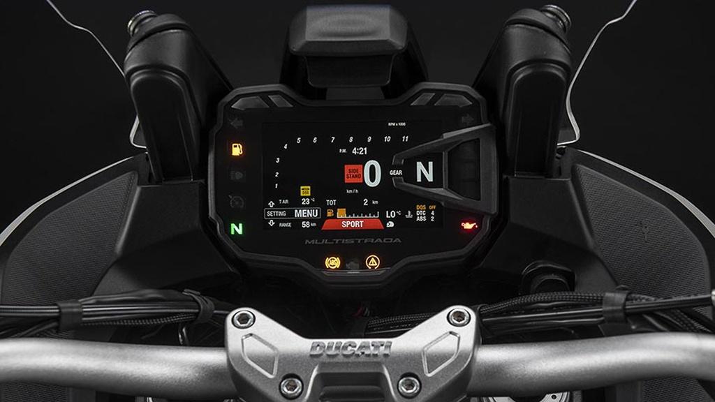 Ducati Multistrada 950 S ra mat phien ban moi lay cam hung tu MotoGP anh 3