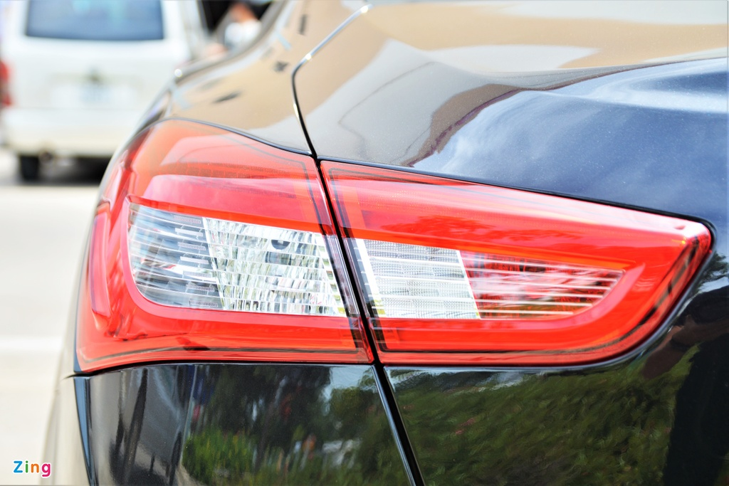 Chi tiet Maserati Ghibli o VN - sedan manh 350 ma luc,  gia tu 5, 69 ty anh 5