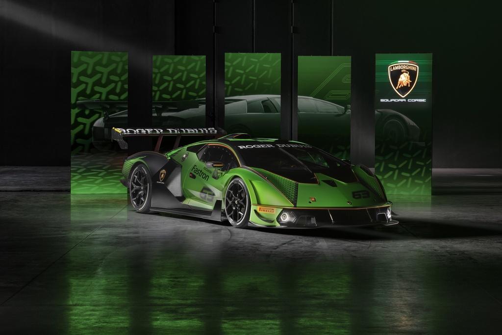 Ra mat Lamborghini Essenza SCV12 - gioi han 40 chiec manh 818 ma luc anh 1
