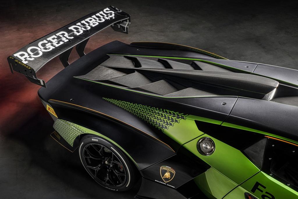 Ra mat Lamborghini Essenza SCV12 - gioi han 40 chiec manh 818 ma luc anh 7