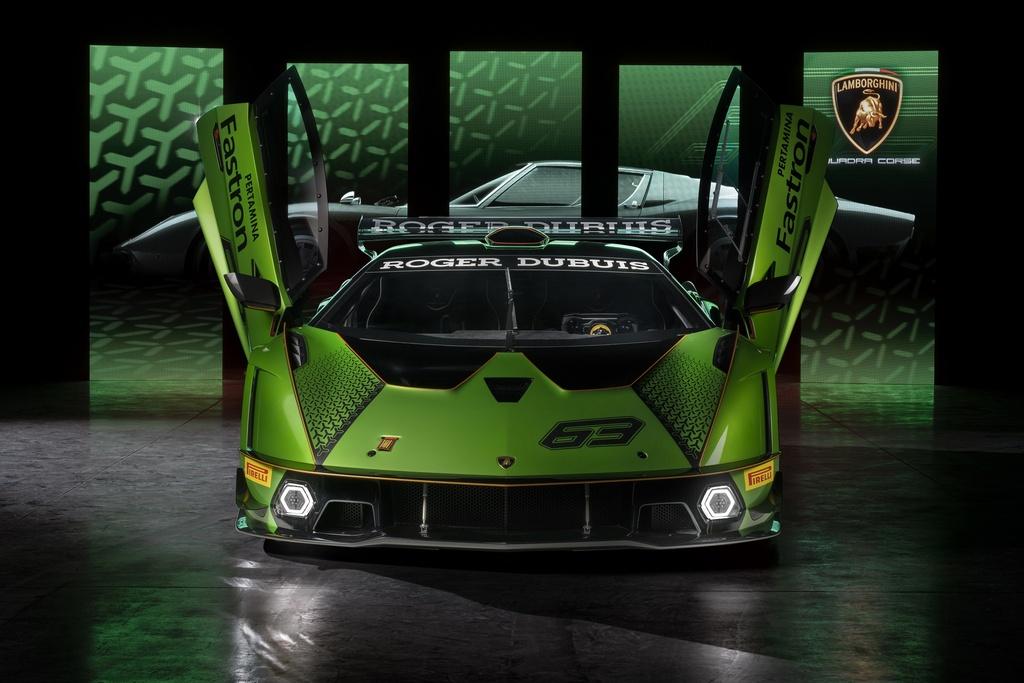 Ra mat Lamborghini Essenza SCV12 - gioi han 40 chiec manh 818 ma luc anh 3