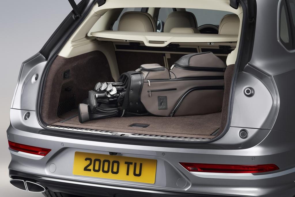 Bentley ra mat bo phu kien danh rieng cho SUV Bentayga anh 6