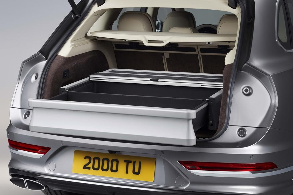 Bentley ra mat bo phu kien danh rieng cho SUV Bentayga anh 8