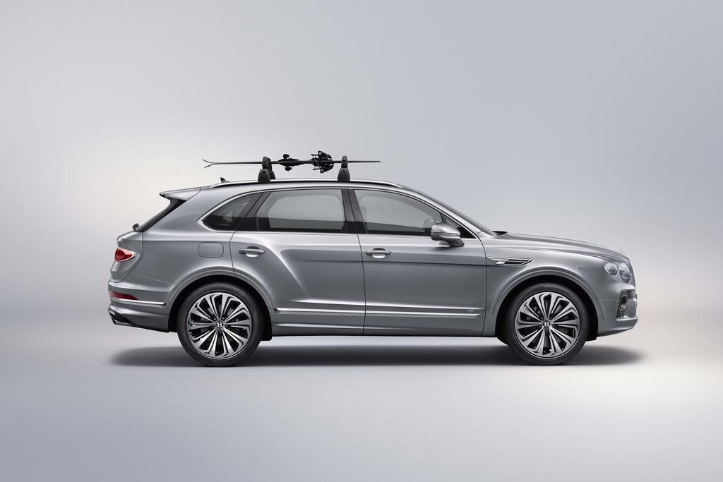 Bentley ra mat bo phu kien danh rieng cho SUV Bentayga anh 3