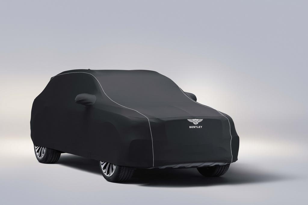 Bentley ra mat bo phu kien danh rieng cho SUV Bentayga anh 11